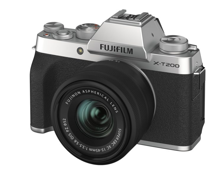 """Industry News: Fujifilm X-T200 Announced (4K And """"unique Color Reproduction"""")"""