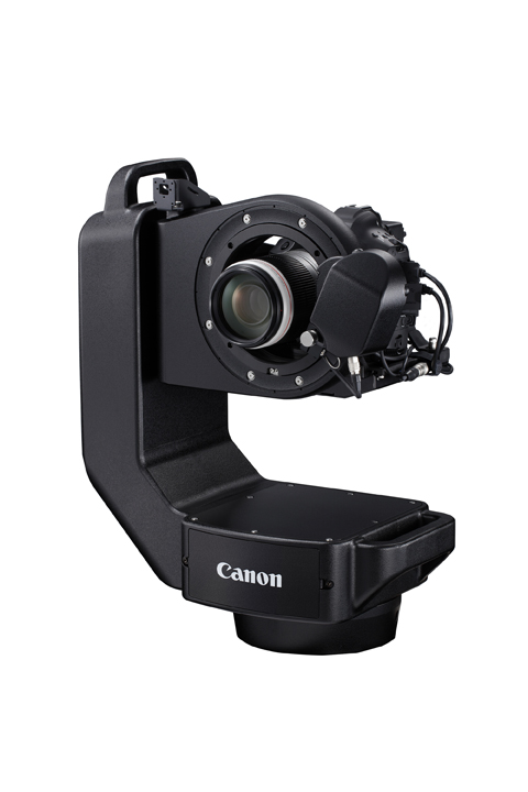 CR-S700R Robotic Camera System