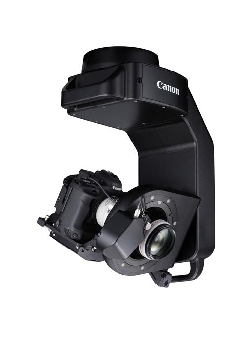 CR-S700R Robotic Camera System