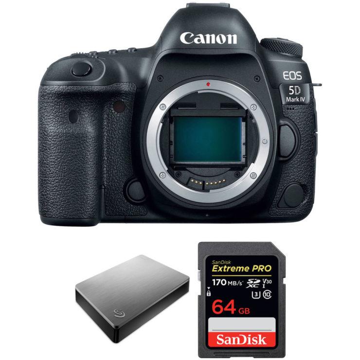 Canon Eos 5d Mark Iv Deal