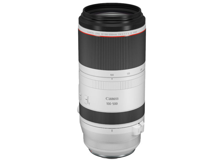6 Unreleased Canon Lenses Show Up At Certification Authority