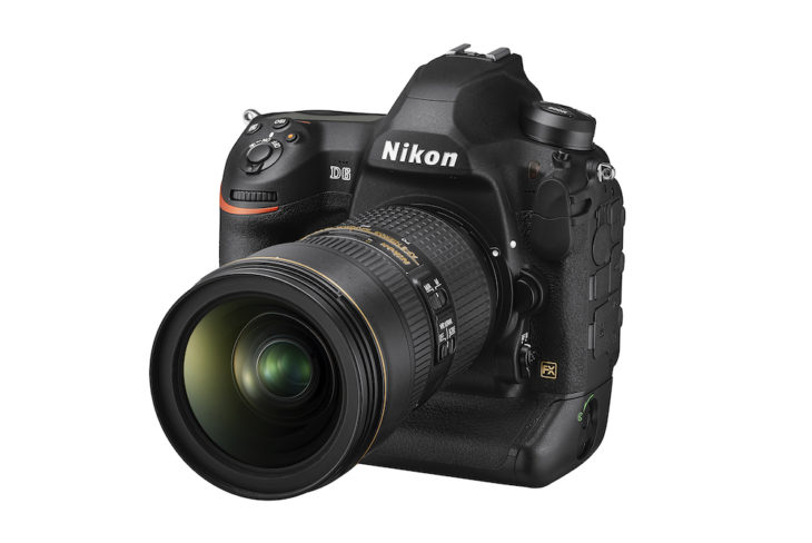 Industry News: Nikon D6 Announced, To Compete With Canon EOS-1D X Mark III