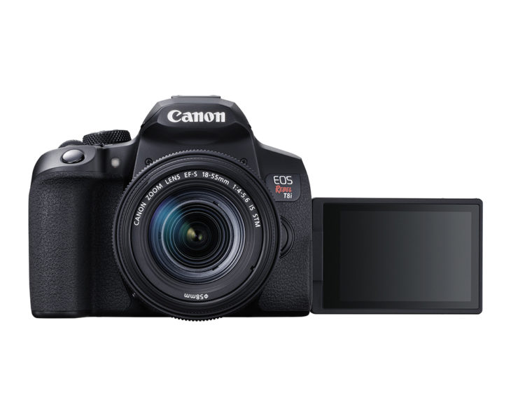 Canon Rebel T8i (EOS 850D) Release Postponed Due To Coronavirus Pandemic, Report