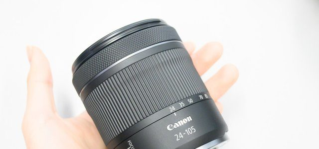 RF 24-105mm F/3.5-5.6 IS STM