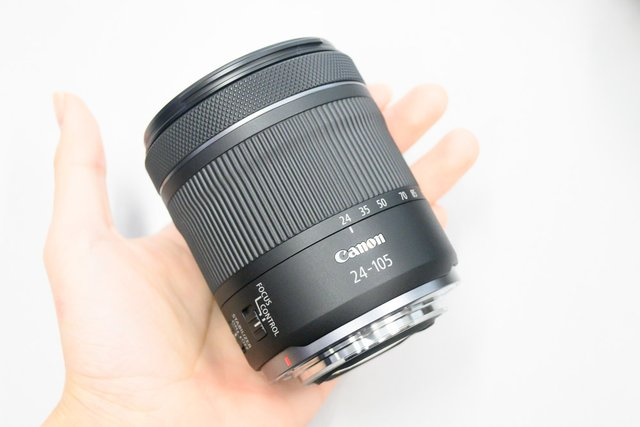 This Is The Upcoming Canon RF 24-105mm F/3.5-5.6 IS STM Lens (leaked Images)
