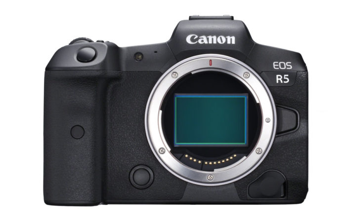 Canon EOS R5 Images And Description Leak On The Web