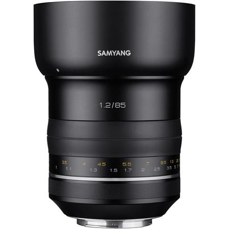 Samyang XP 85mm f/1.2 deal