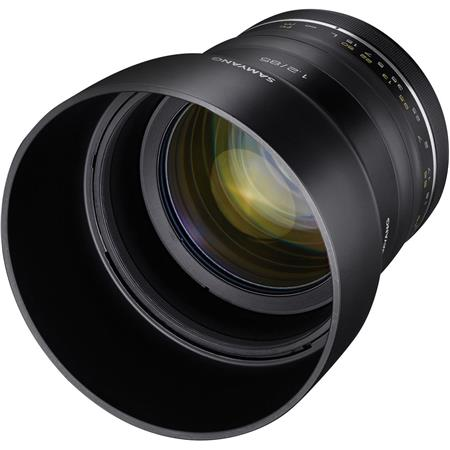 Samyang XP 85mm F/1.2 Deal, With AE Chip, $695 (reg. $995)