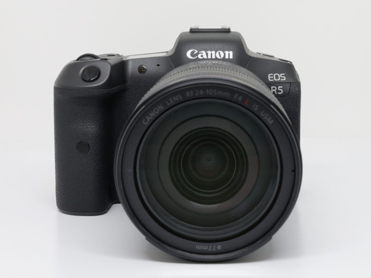 Canon High Megapixel Mirrorless