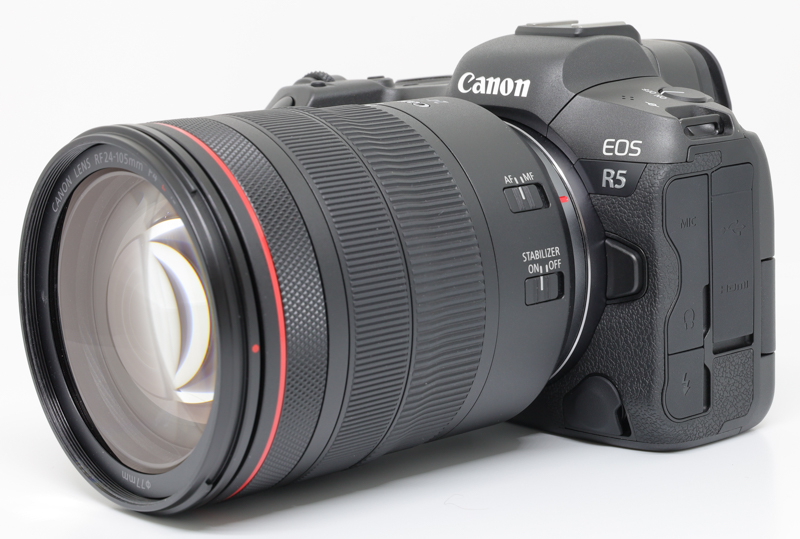 Canon EOS R5 Autofocus