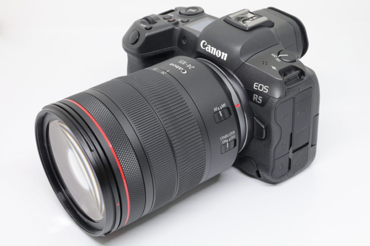 Newly Revealed Canon EOS R5 Specifications Discussed With Canon (video)