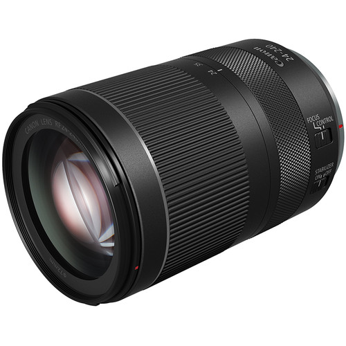 Canon RF 24-240mm F/4-6.3 IS Review