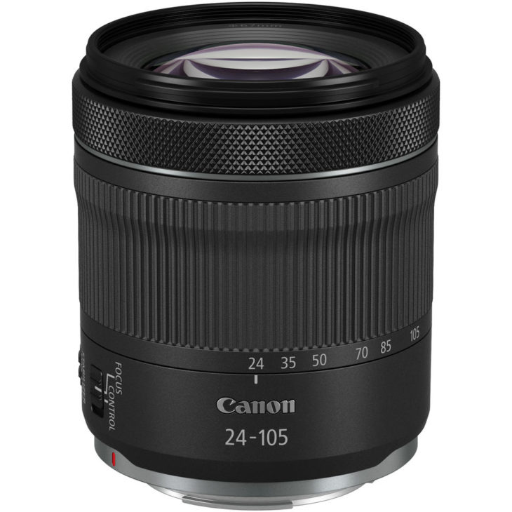 Canon RF 24-105mm F/4-7.1 IS STM Review (one Quirky Little Lens)