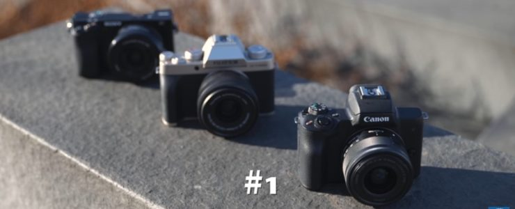 Best Entry-level Mirrorless Camera