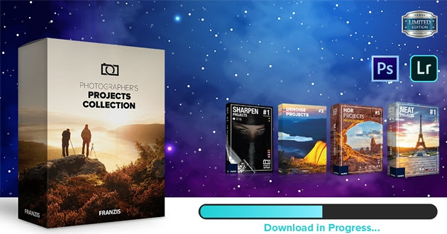 Last Days: Save 81% On Franzis Photographer's Projects Collection – $39 (reg. $276)