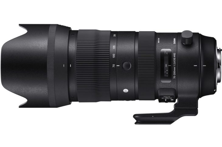 Deal: Sigma 70-200mm F/2.8 DG OS HSM Sports Lens – $999 (reg. $1499, Today Only)