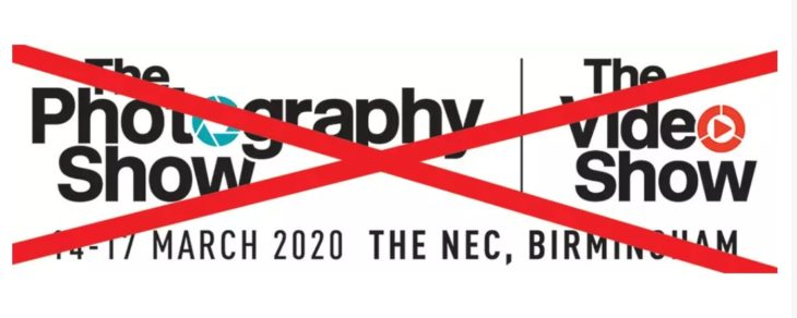 The Photography Show And The Video Show 2020 Postponed Due To Coronavirus