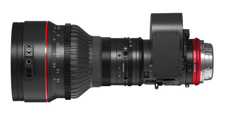 Canon Announced A New Cinema Lens, The Cine-Servo 25-250mm T2.95-3.95