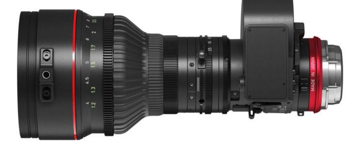 Cine-Servo 25-250mm