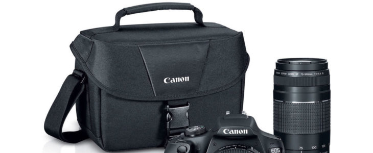 Canon Rebel T7 Deal