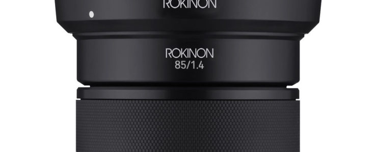Rokinon 85mm F/1.4 Series II