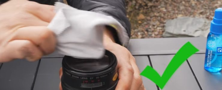 Clean Lenses