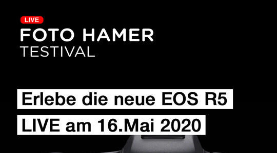 Eos R5 Release