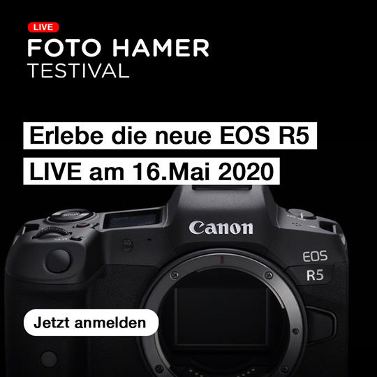 Canon EOS R5 Release Date May 16? It Seems So