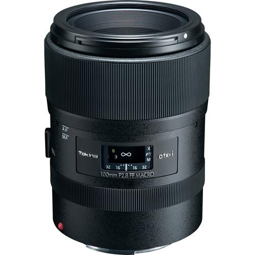 Deal: Tokina Atx-i 100mm F/2.8 FF Macro Lens – $379 (reg. $449, Today Only)