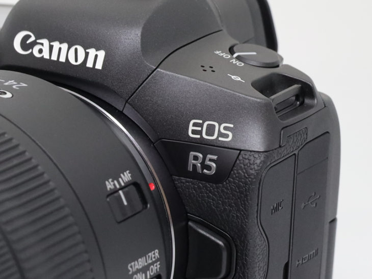 Canon Eos R5 Announcement