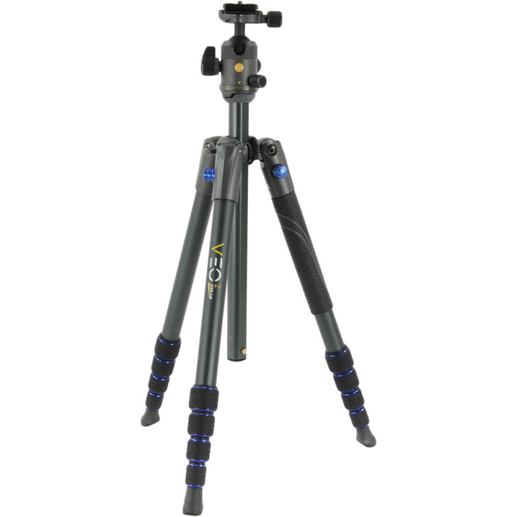 Deal: Vanguard VEO 2 Travel Tripod With Ball Head – $64.99 (reg. $139.99, Today Only)