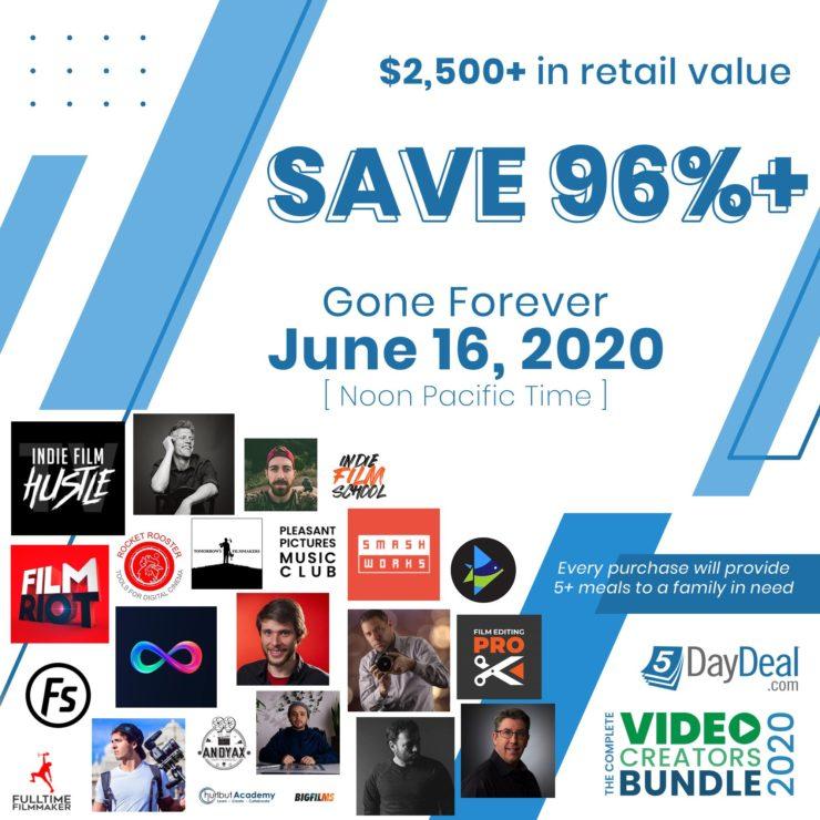 5DayDeal Video Creators Bundle