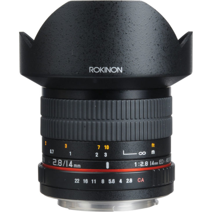 Rokinon 14mm F/2.8 Deal – $249(reg. $329, Limited Time)