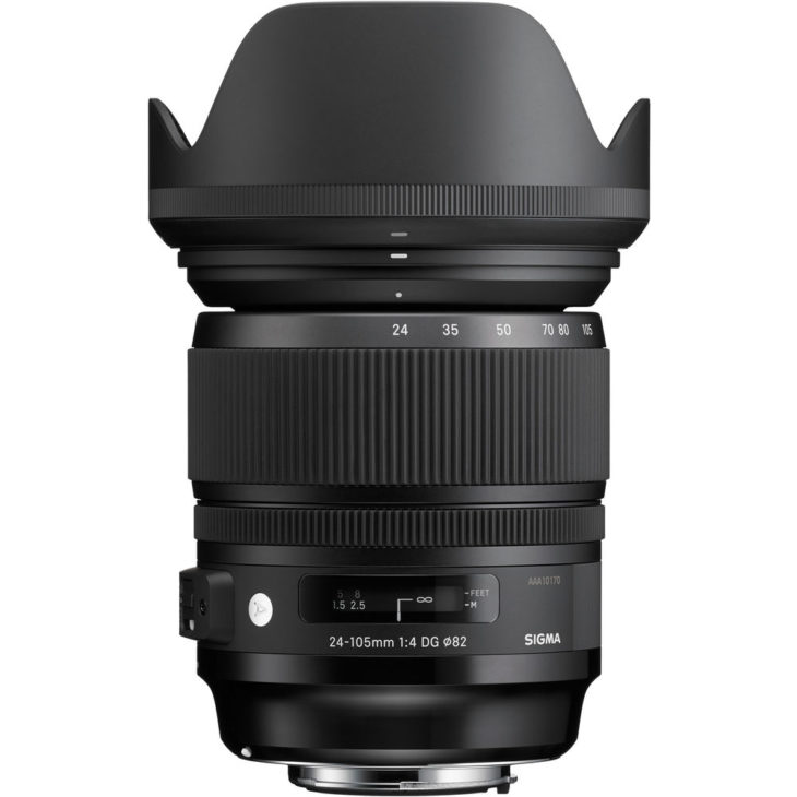Deals: Sigma 24-105mm F/4 DG OS HSM Art, SpyderX Photo Kit, More (today Only)