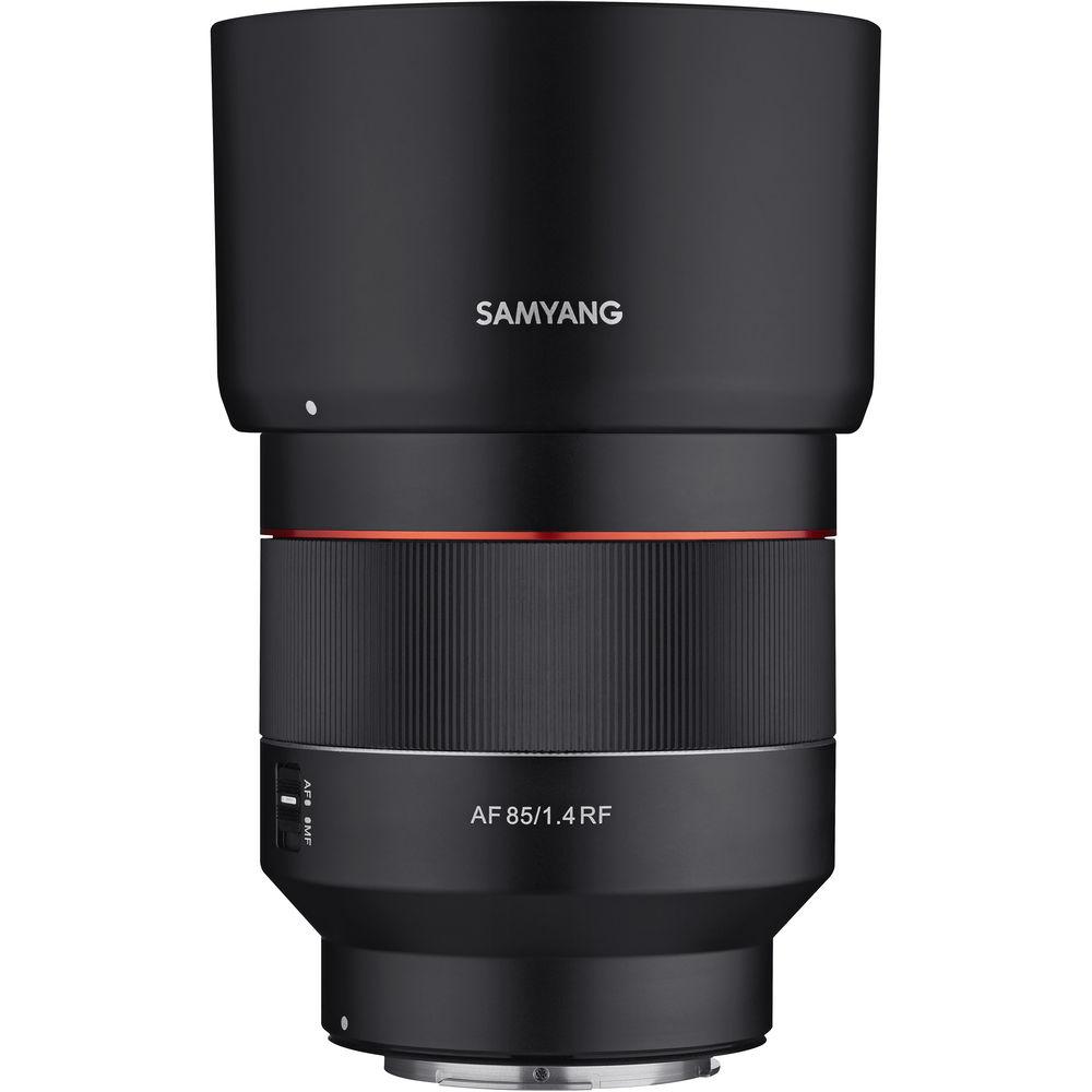 Samyang AF 85mm F/1.4 RF Review