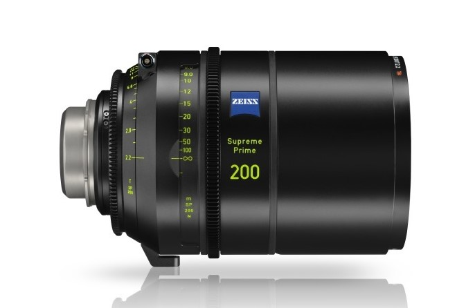 Zeiss Supreme Prime Cinema