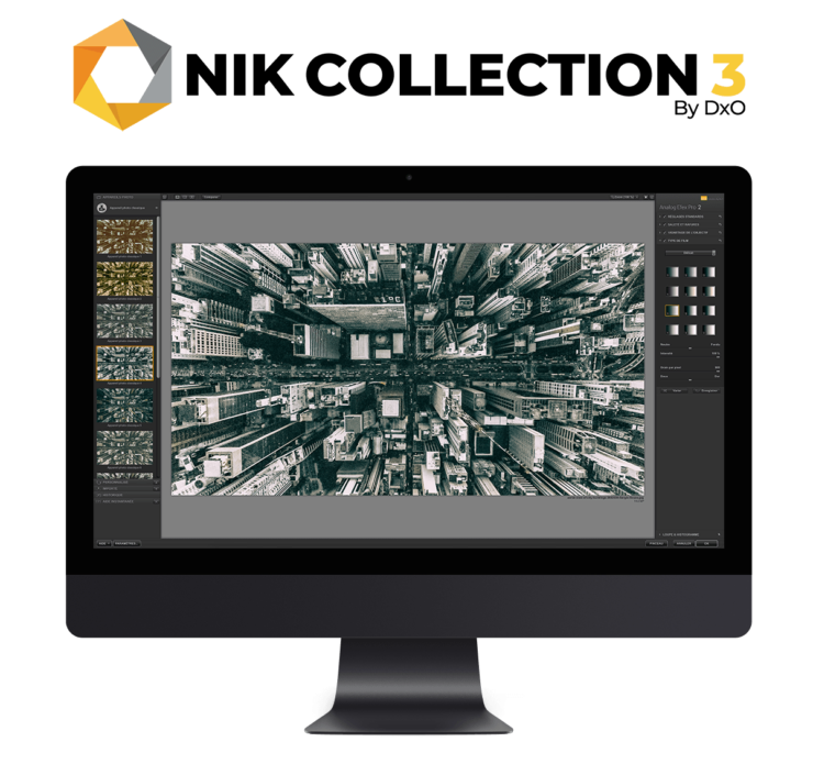 Nik Collection 3 Photo Editing Software