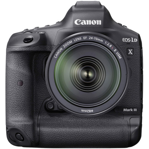 Canon EOS-1D X Mark III Sensor DxOMarked, Clearly Behind Competition
