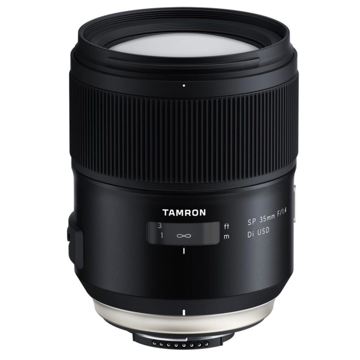 Tamron SP 35mm F/1.4 Deal – $699 (reg. $899, Limited Time)