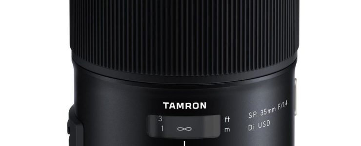 Tamron SP 35mm F/1.4 Deal