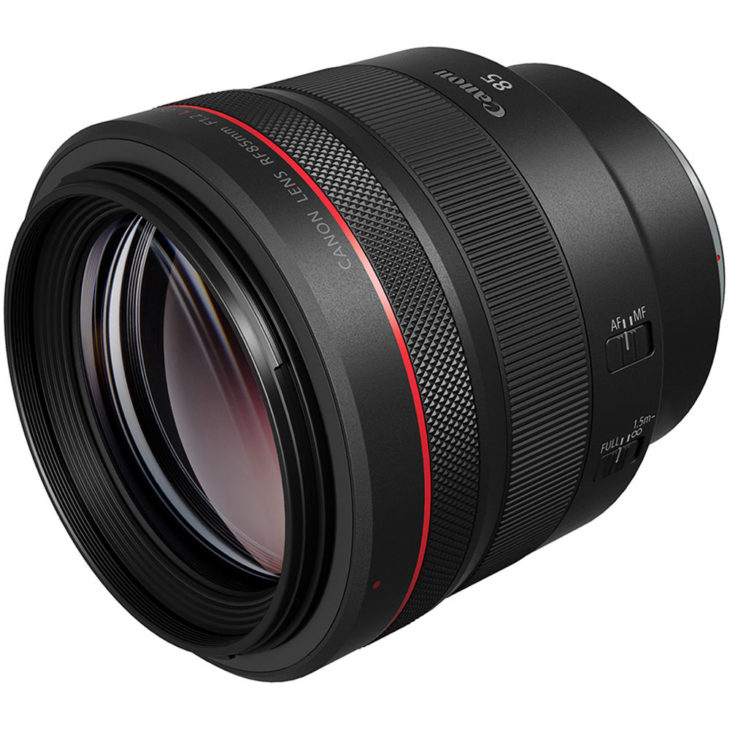 Canon RF 85mm F/1.2L Review (potentially Incredible, Flagship Portrait Lens)