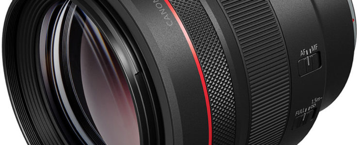 Canon RF 85mm F/1.2L Review