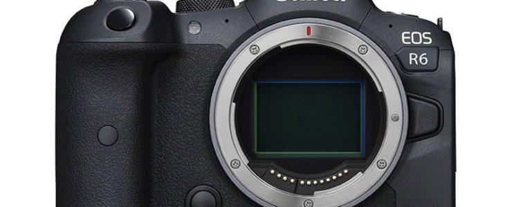Canon Eos R6 Manual