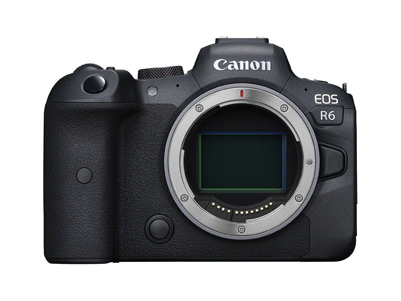 Canon Eos R6 Manual
