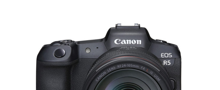 Canon EOS R5 Manual