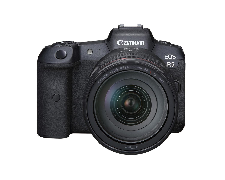 Canon EOS R5 Manual
