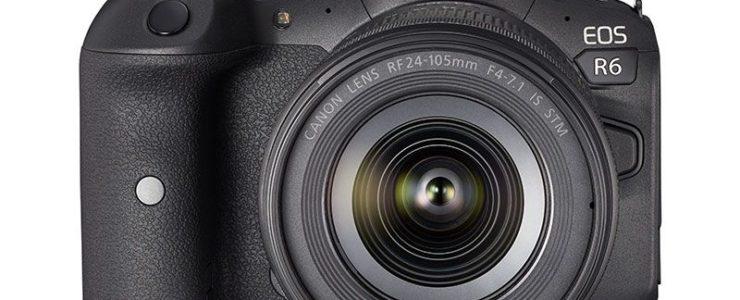 Canon Firmware EOS R6 Firmware