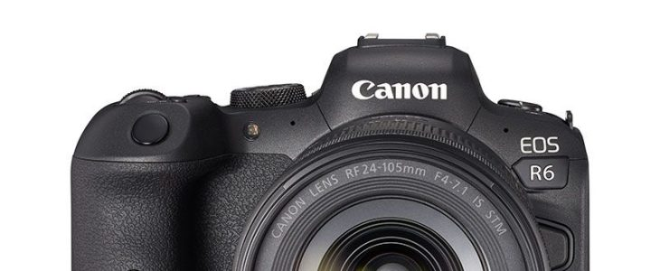 Canon EOS R6 Images