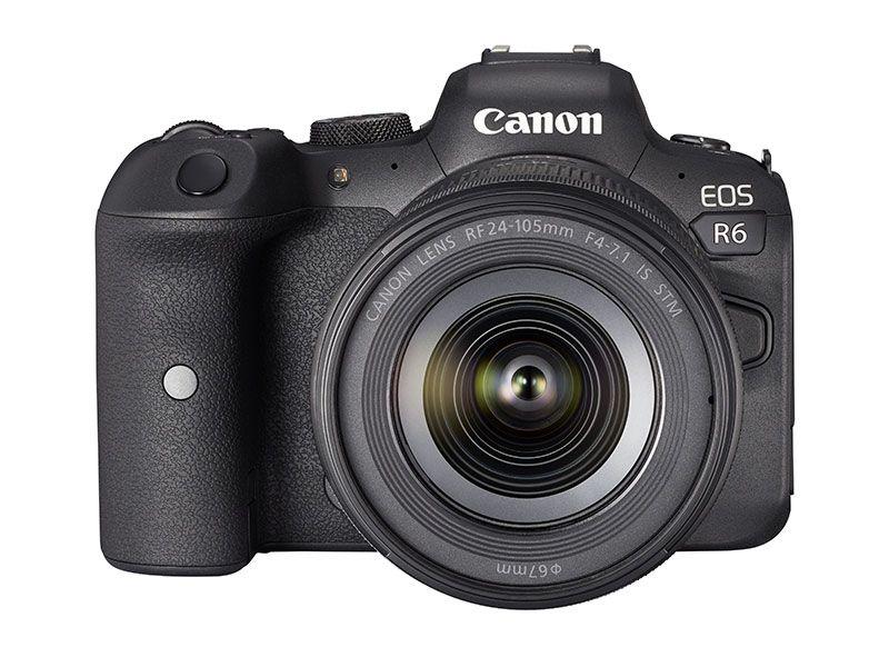 Canon EOS R6 Firmware