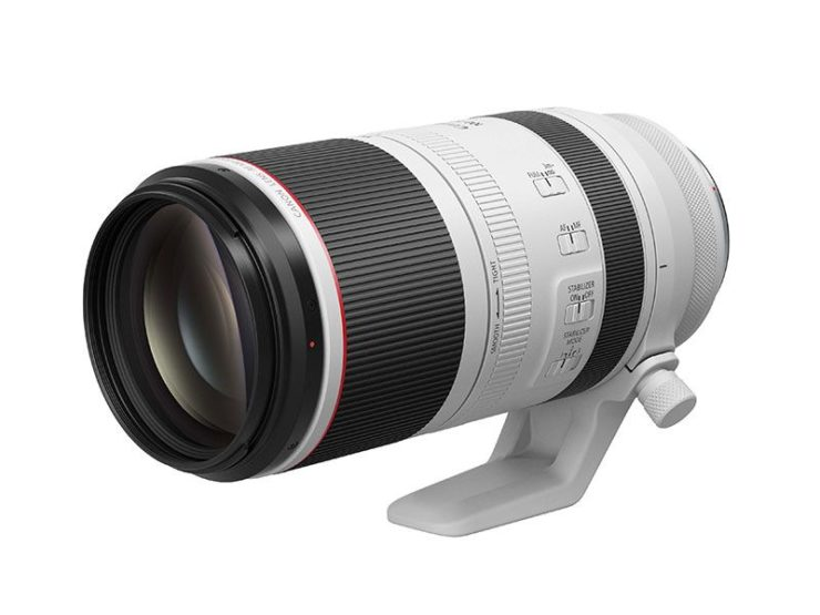 RF 100-500mm F/4.5-7.1L IS Review